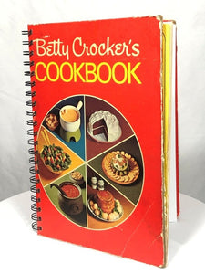 "Attic Journal - ""Betty Crocker's Cookbook"""
