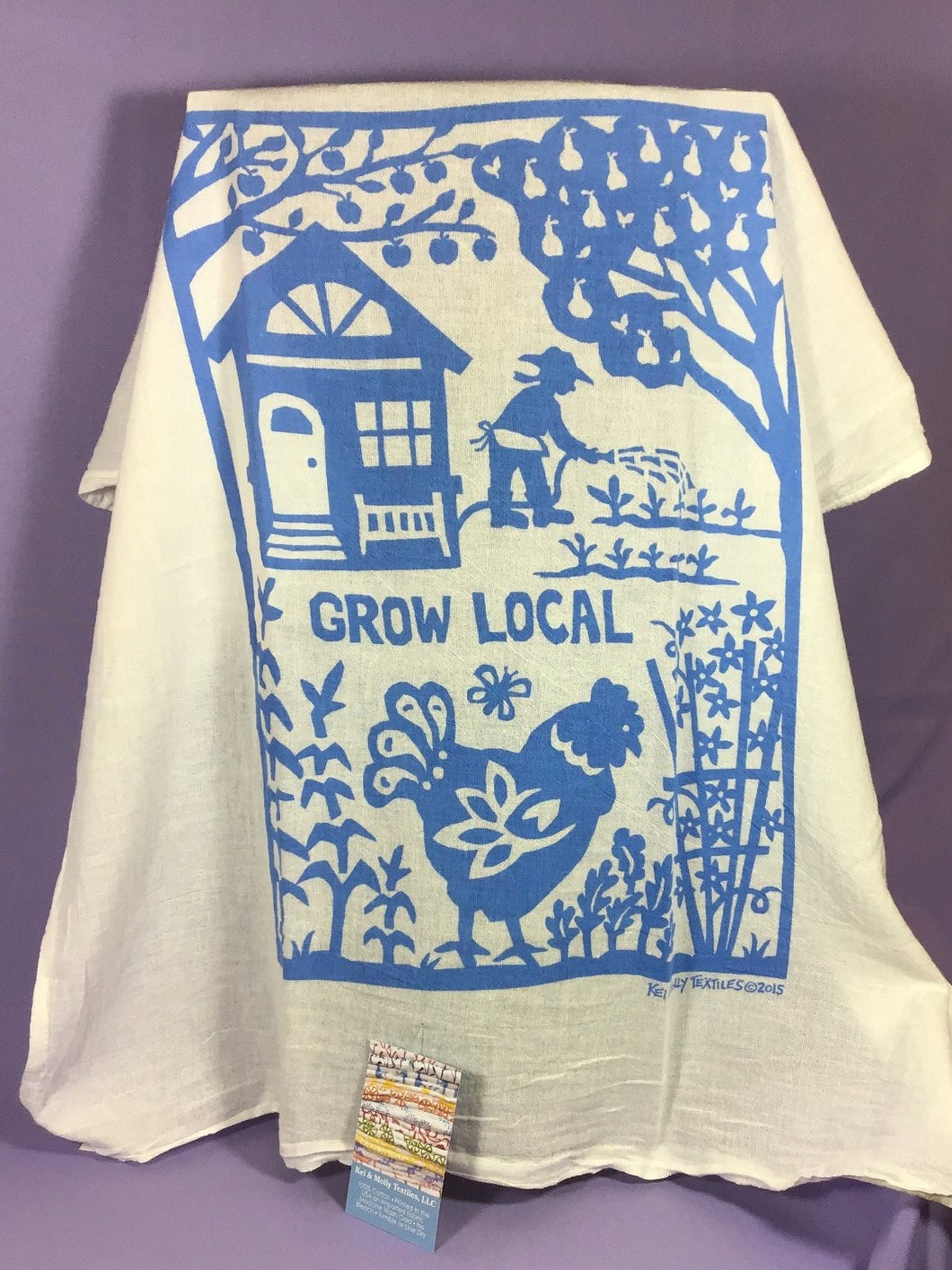 Dish Towel - Grow Local
