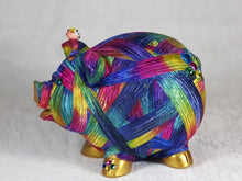 Load image into Gallery viewer, Jill Claxton Large Pig