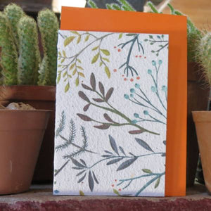 Growing Card - More Plants