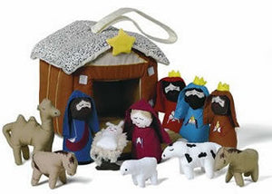 Nativity - Playhouse for Children
