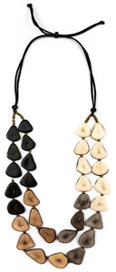 Tagua Marlene Necklace 2 Colors