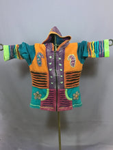 Load image into Gallery viewer, Children's Stonewashed Jacket - Size Medium