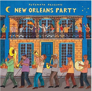 "Putumayo CD - ""New Orleans Party"""