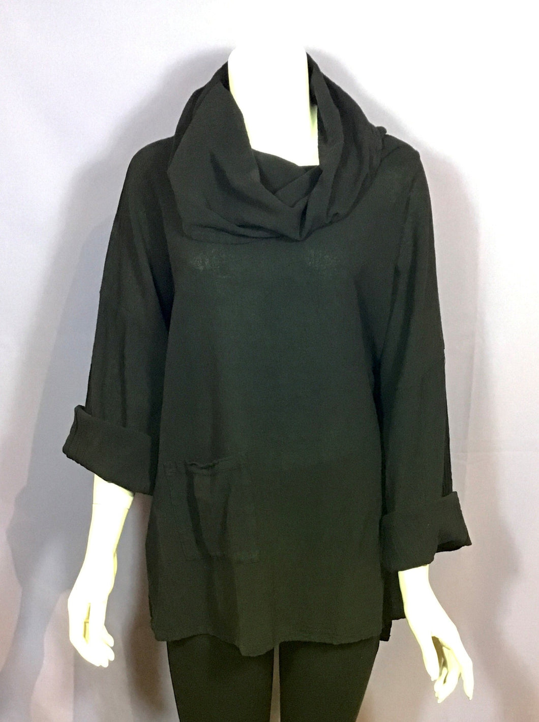 Tortus Cowl Top