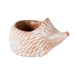 Terrecotta Planter - Hedgehog