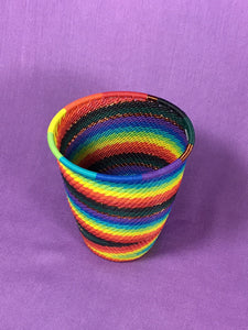 Telephone Wire Cup - 2 Color Patterns