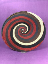 Load image into Gallery viewer, Telephone Wire Medium Platter - 1 color pattern