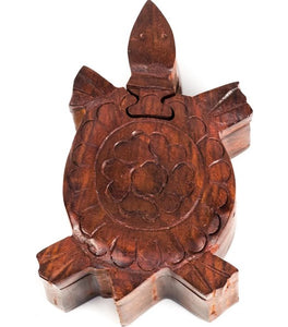 Wooden Turtle Puzzle