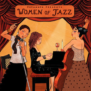 "Putumayo CD - ""Women of Jazz"""