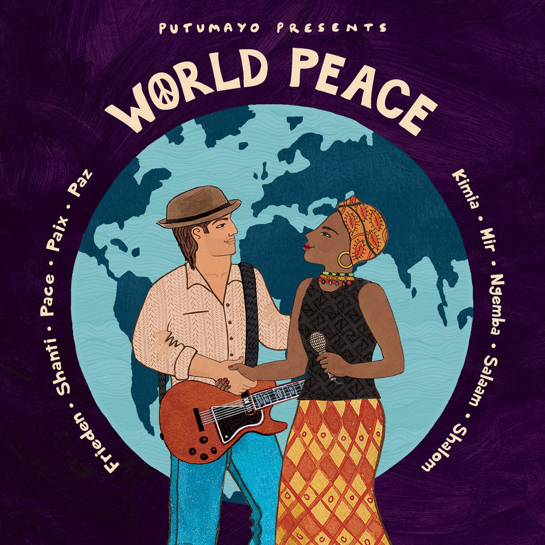 Putumayo CD - World Peace