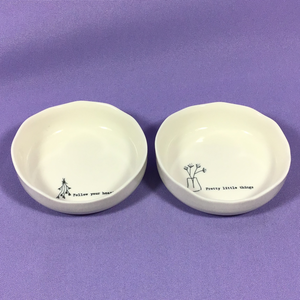 Change Bowls - with sentiments