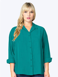 Tianello Aida Blouse - Plus - 11 colors