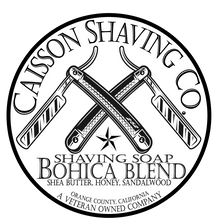 Load image into Gallery viewer, Buy Online Latest Premium Quality Shaving Soap - Bohica Blend  - The Preferred Bird