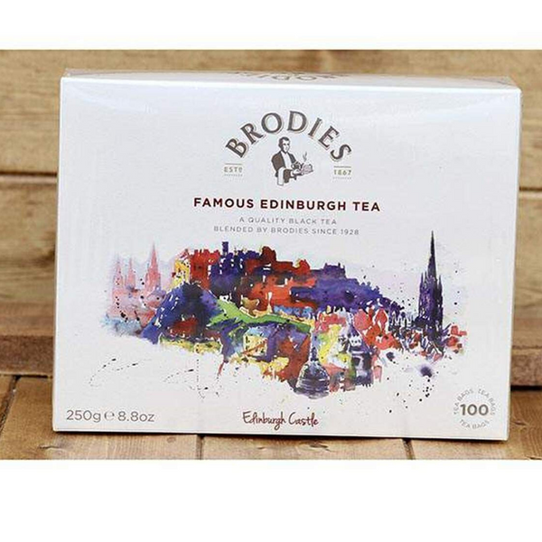 Tea - Brodies - Famous Edinburgh 100