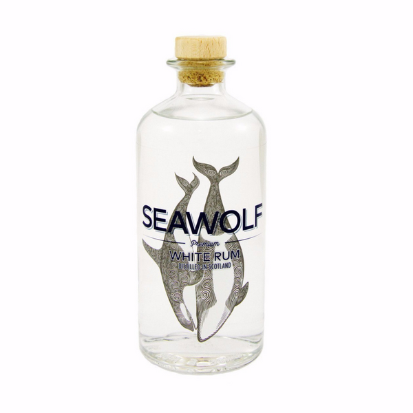 SeaWolf White Rum - Edinburgh - 70cl