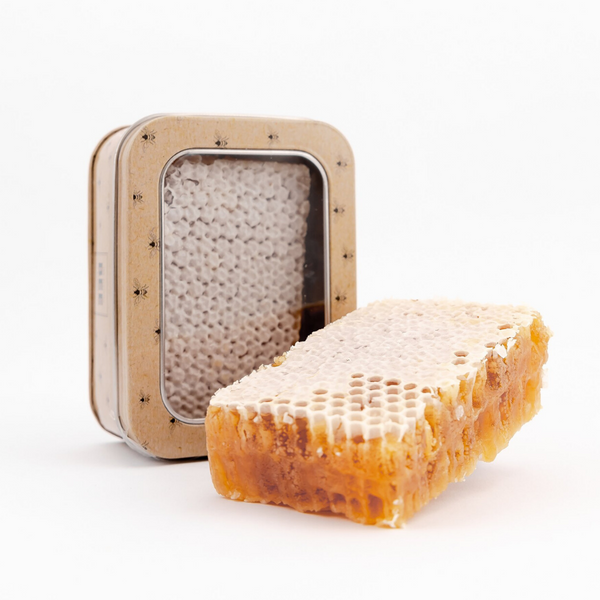 Raw Scottish Heather Honeycomb