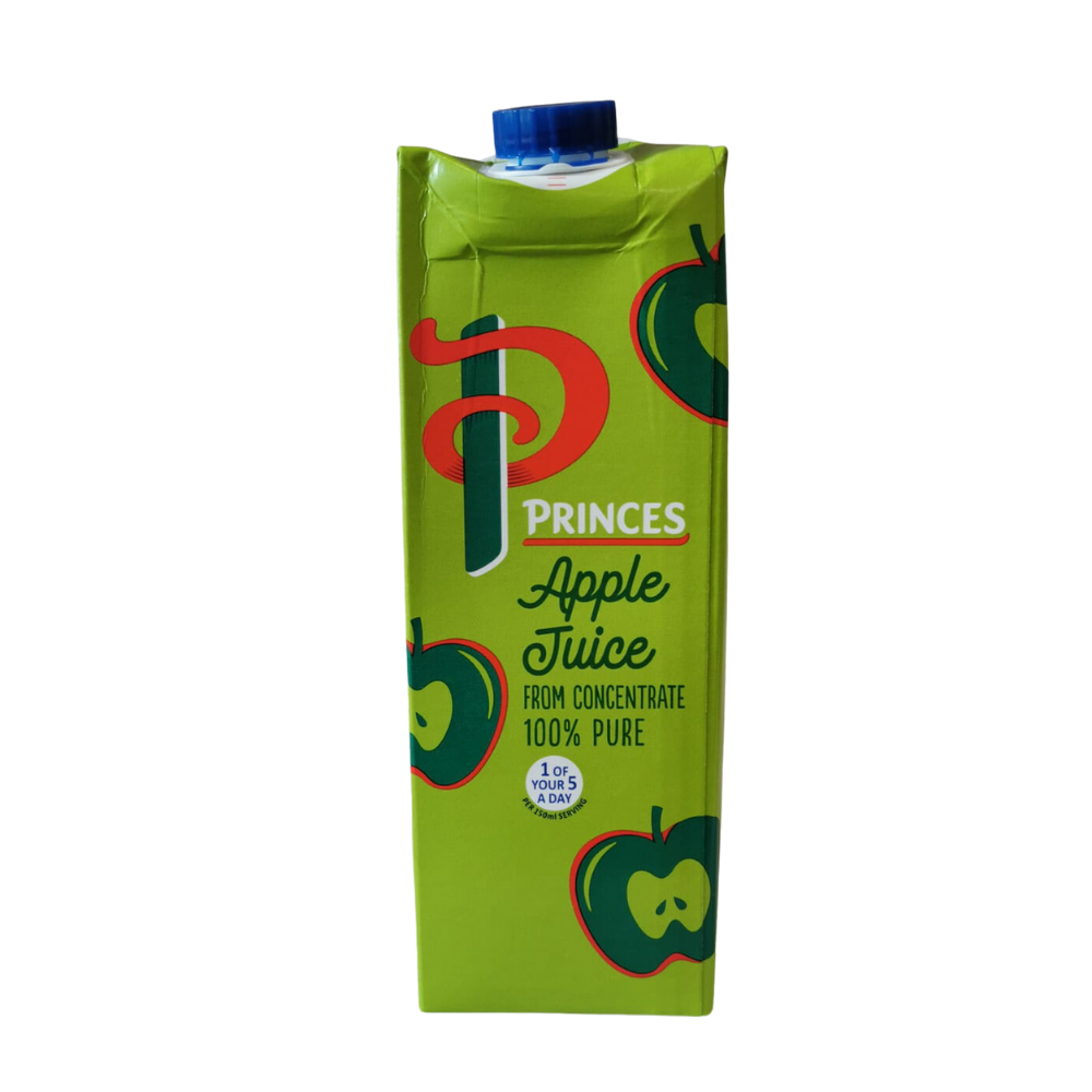 Apple Juice - 1 Litre - From Concentrate