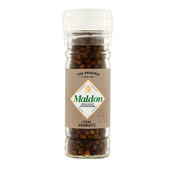Maldon Peppercorn Mill - 55g