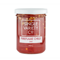 Fireflame Chilli Jam - Single Variety Co - 225g