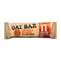 Nairns Cacao & Orange Oats Bars (4 Pack)