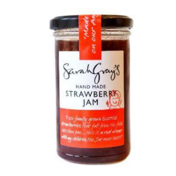 Sarah Gray's Handmade Strawberry Jam - 300g