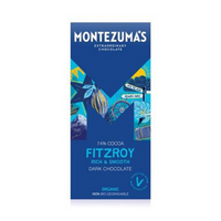 Montezuma's - Organic Very Dark 74% Chocolate - 90g