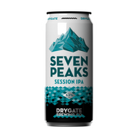 Seven Peaks Session IPA - Drygate - Glasgow - 440ml