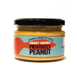 Peanut Butter by Hungry Squirrel - Made in Deeside - 250g