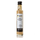 Black & Gold Honey & Mustard Dressing - Made in Haddington - 250ml