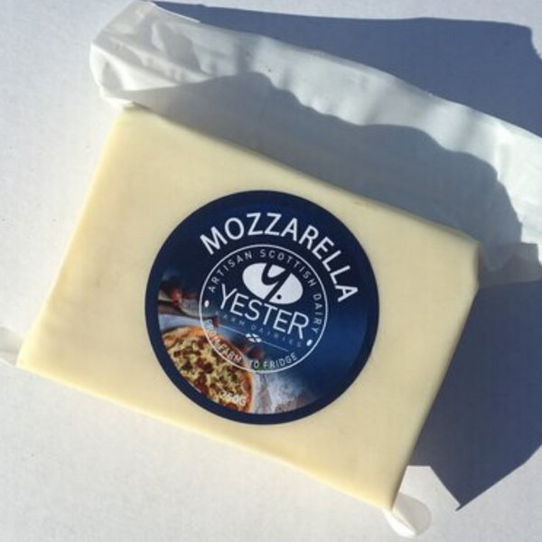 Mozzarella - 250g - Yester Farm -Made in Haddington