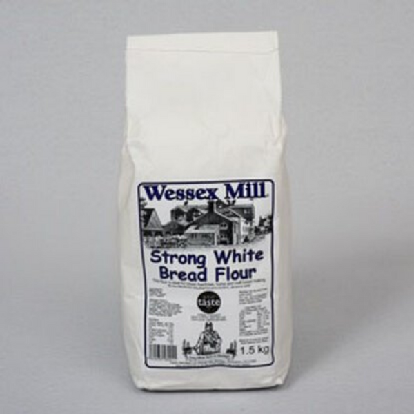 Strong White Bread Flour - 1.5kg
