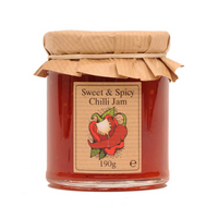 Sweet & Spicy Chilli Jam - Edinburgh Preserves - 190g