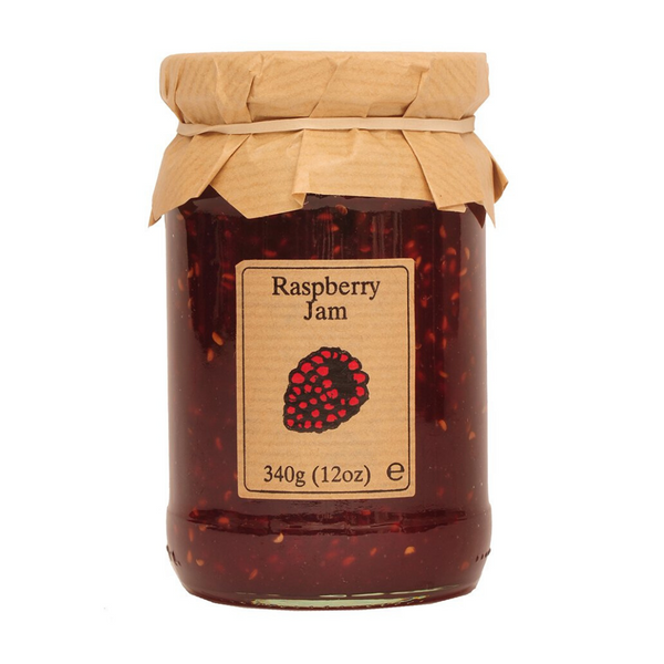 Raspberry Jam - Edinburgh Preserves - 340g