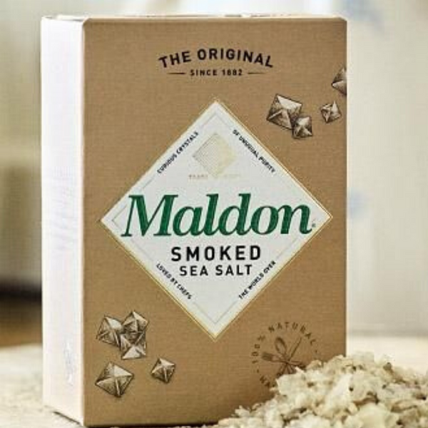 Maldon Smoked Sea Salt Flakes - 125g