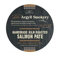 Argyll Smokery - Kiln Roast Smoked Salmon Pate - 125g