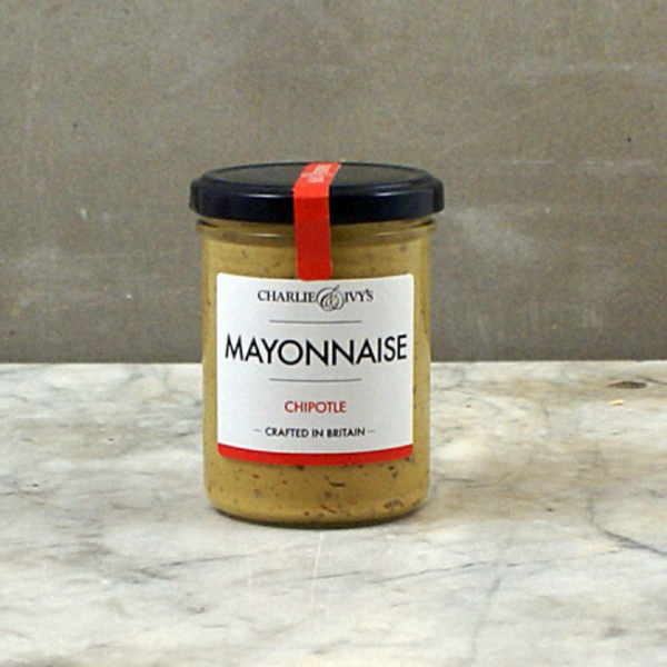 Chipotle Mayonnaise - Charlie & Ivy's - 190g