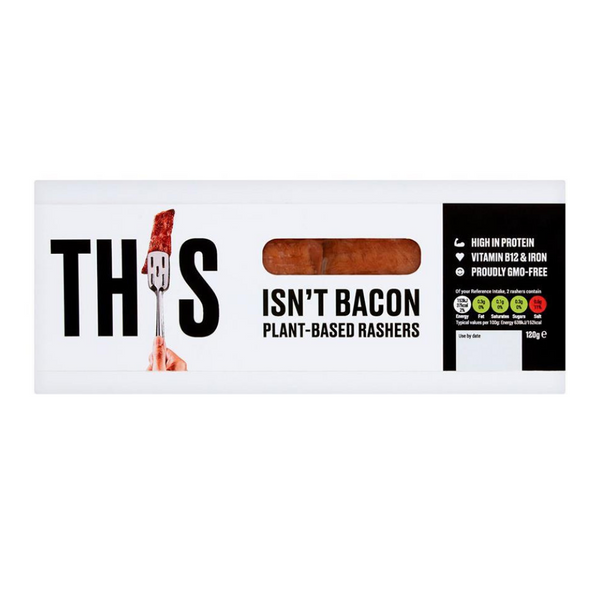 THIS Isn't Bacon - Meat Alternative -  120g