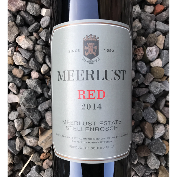 Meerlust Estate Red, 2014 - Magnum - 1.5L