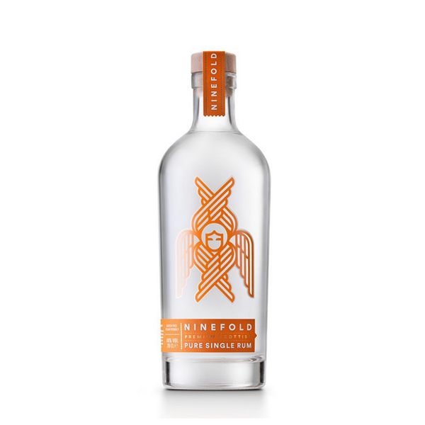 Ninefold - Scottish Pure Single White Rum - 70cl