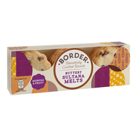 Borders Biscuits - Sultana Melts - 150g