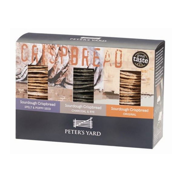 Peter's Yard - Artisan Sourdough Crispbread Selection - 265g