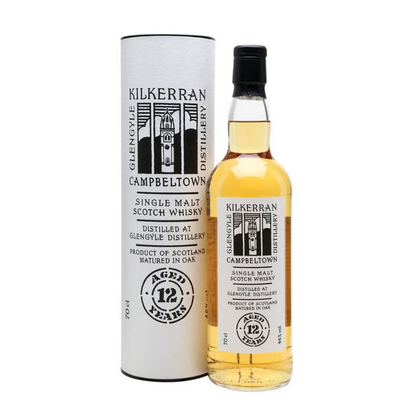 Kilkerran 12 Year Old - Limited Edition - 70cl