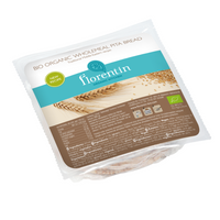 Organic Wholemeal Pita Bread - 4 Pack