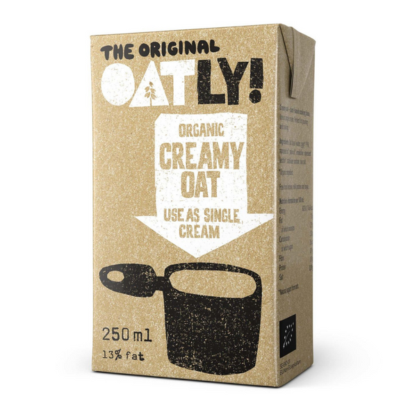 Oatly Dairy Free Cream - 250ml