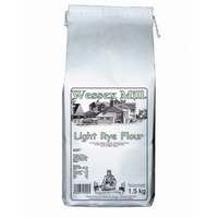 Light Rye Flour - Wessex Mill - 1.5kg