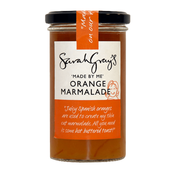 Orange Marmalade - Sarah Gray's - 300g