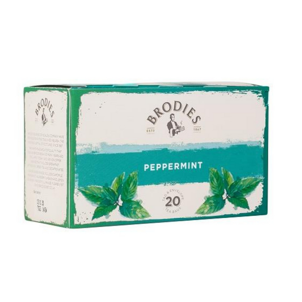 Peppermint Tea - Brodies (Edinburgh)