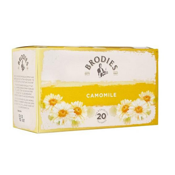 Camomile Tea - Brodies (Edinburgh)