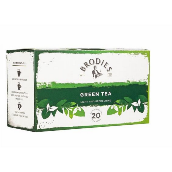 Brodies Green Tea (Edinburgh)